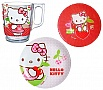 Детский набор Luminarc HELLO KITTY CHERRIES (J0768)