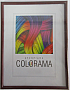 Фоторамка La Colorama LA- 15x20 45 bordo