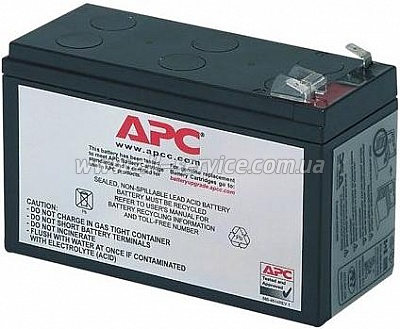 Батарея APC Replacement Battery Cartridge #17 (RBC17)