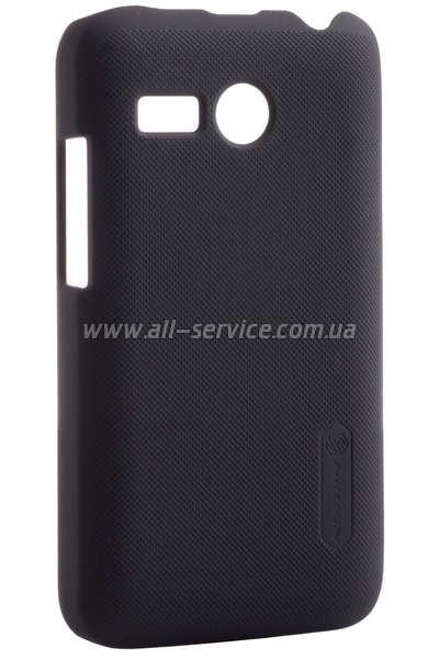 Чехол NILLKIN Lenovo A316 - Super Frosted Shield (Black)