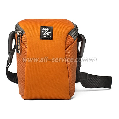 Сумка для фото Crumpler Base Layer Camera Pouch S burned orange / anthracite (BLCP-S-003)