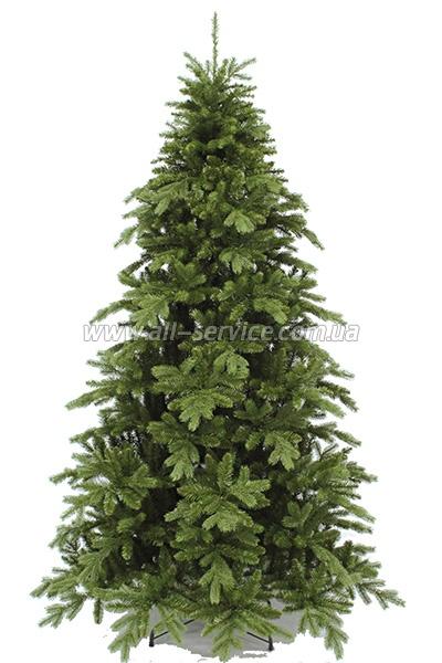 Искусственная ель Triumph Tree Edelman Nottingham de Luxe Зеленая. 2.15м.