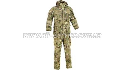 Костюм Defcon 5 SNIPER VEST+PANTS MULTICAMO KIT XL multicam (D5-1670/SK MC/XL)