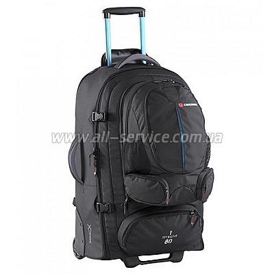 e7f4e8ad3b67 Сумка-рюкзак на колесах Caribee Sky Master 70 Black - Цена, купить в ...