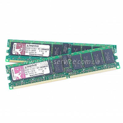 Память Kingston Server Memory 16GB 667MHz Dual Rank Kit (KTH-XW9400K2/16G)