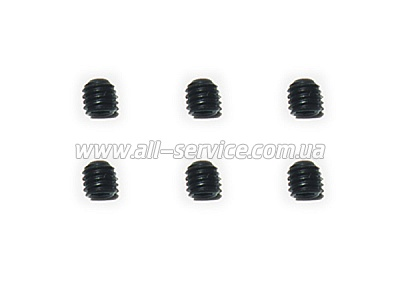 M3*3 Headless Socket Screws 6P