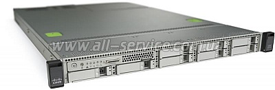 Сервер Cisco Business Edition 6000M Svr (M4), Export Restricted SW (BE6M-M4-K9=)