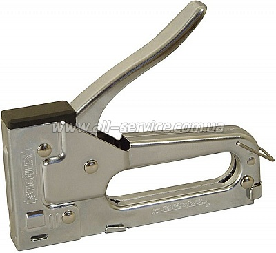 Степлер Stanley Light Duty для скоб типа А(4-10 мм) (6-TR45)