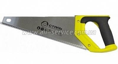 Ножовка 400мм Cталь 40101 (6914466401018)