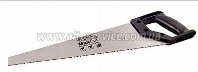 Ножовка столярная Mastertool 400 мм, 7TPI MAX CUT (14-1940)