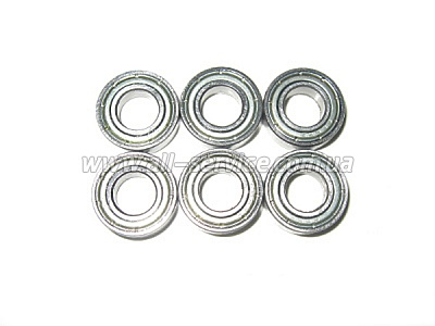 Ball Bearing 8*16*5Mm 6P