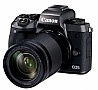 Цифровой фотоаппарат Canon EOS M5 + 18-150 IS STM Kit Black (1279C049)