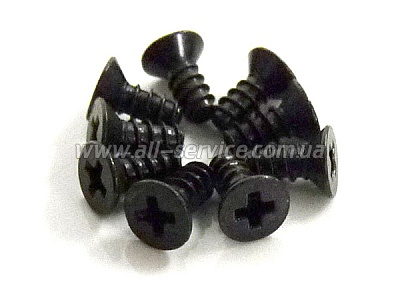 2.6*6 Countersunk Self Tapping Screws 9P