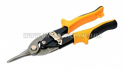 Ножницы по металлу Mastertool 250 мм, CrV (01-0423)