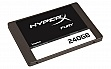 SSD накопитель Kingston HyperX Fury 240GB (SHFS37A/240G)
