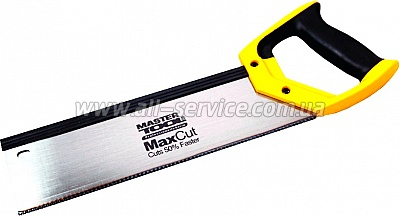 Ножовка Mastertool Max Cut 12tpi 325мм (14-2703)