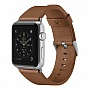 Ремешок BELKIN Classic Leather Band for Apple Watch 38mm Brown (F8W731btC01)