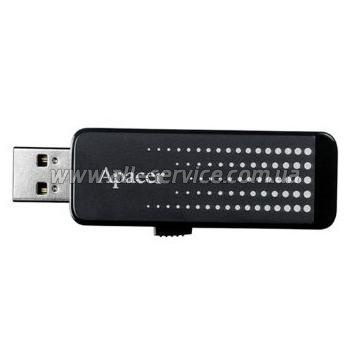 Флешка 4Gb APACER AH323 BLACK