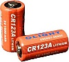 Батарея Olight CR123A 3.0V 1500mAh CR123A