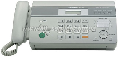 Факс Panasonic KX-FT988UA-W White