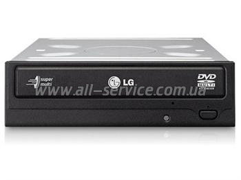 Привод DVD+/-RW LG GH22-NS70 Black SATA (GH22_NS70_black)