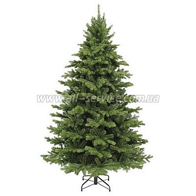 Искусственная ель Triumph Tree Edelman Sherwood de Luxe, зеленая 3.05 м