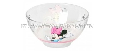 Пиала Luminarc DISNEY MINNIE COLORS (H9229)