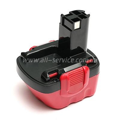 Аккумулятор PowerPlant для BOSH GD-BOS-12A 12V 1.5Ah NICD (DV00PT0030)