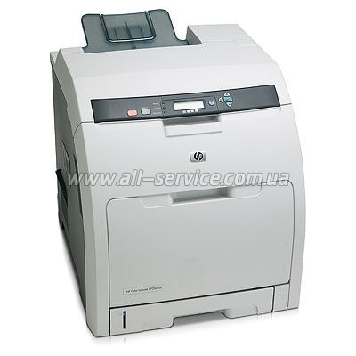 Принтер А4 HP Color LJ CP3505n CB442A