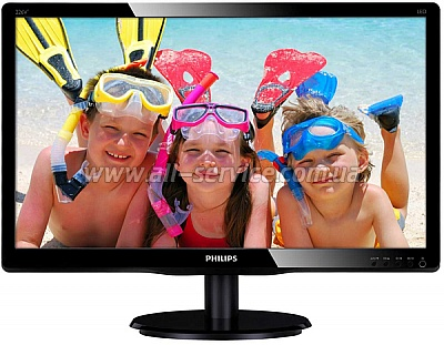 Монитор PHILIPS 226V4LSB/01