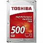 Винчестер TOSHIBA HDD SATA 500GB 7200RPM (HDWD105UZSVA)