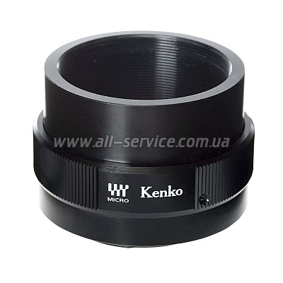 Адаптер Kenko T-Mount for Micro 4/3 Black (149947)