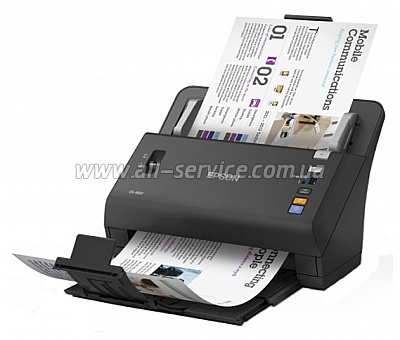 Сканер А4 Epson Workforce DS-860 (B11B222401)