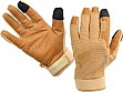 Перчатки Defcon 5 SHOOTING GLOVES WITH LEATHER PALM COYOTE TAN S coyote tan (D5-GLAV01 CT/S)
