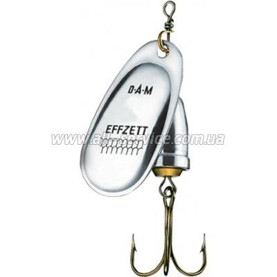 Блесна-вертушка DAM Effzett Executor 8гр (silver) (5127108)