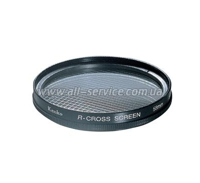 Светофильтр Kenko PRO1D R-CROSS SCREEN 52mm (235270)
