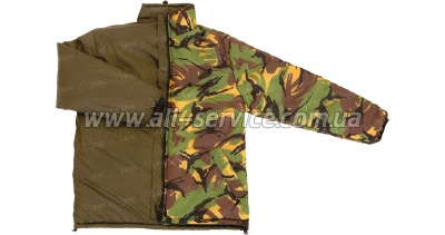 Куртка Snugpak Sleeka Reversible L двусторонняя olive/tan ()