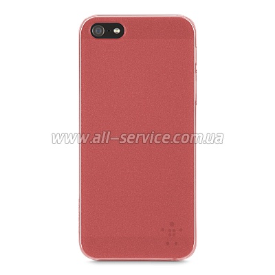 Чехол iPhone 5 Belkin Micra Jewel sorbet (F8W300vfC03)