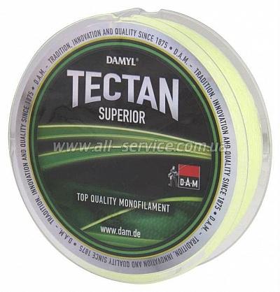 Леска DAM Tectan Superior 100м.х50,12мм 1,51кг (салатовая) (3240012)