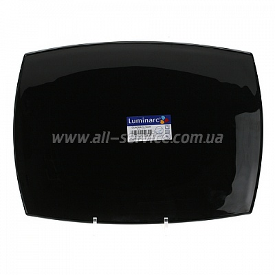 Блюдо Luminarc QUADRATO BLACK (D6408)