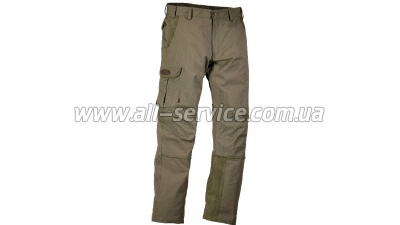 Брюки Blaser Active Outfits Ifen 48 olive (113004-117-48)