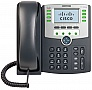 IP-телефон Cisco SB 12 Line IP Phone With Display, PoE and PC Port (SPA509G)