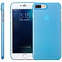 Чехол-накладка MOMAX Membrane hard case for Apple iPhone 7 Plus (0.3mm Super slim) Blue (MPAPIP7LB)