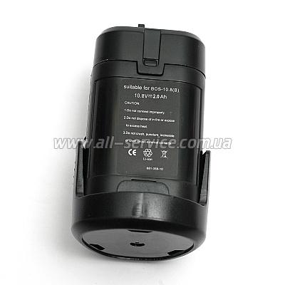 Аккумулятор PowerPlant для BOSH GD-BOS-10.8B 10.8V Ah Li-Ion (DV00PT0002)