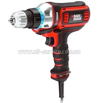 Дрель Black&Decker MT350K-QS