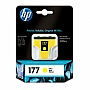 Картридж HP №177 PS3213/ 3313/ 8253 yellow, 6ml (C8773HE)