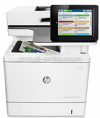 МФУ А4 HP Color LJ Enterprise M577f (B5L47A)