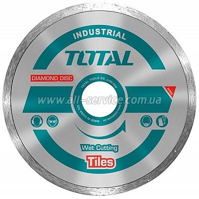 Алмазный диск TOTAL TAC2121803, 180х22.2мм