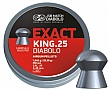 Пули пневм JSB Exact King 6,35 mm 1,645 гр. 350 шт/уп (546298-350)