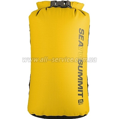 Гермомешок SEA TO SUMMIT Big River Dry Bag (STS ABRDB20YW)